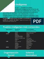 Población indígena y campesinos