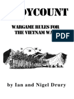 Ttg - Bodycount Vietnam Wargame Rules