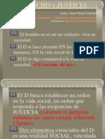 DCI 1. D y Justicia