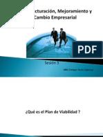 Sesion 05 - Plan de Viabilidad