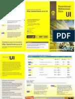 Brosur 2012 New