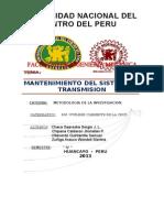 Formato de Informe Avansado A