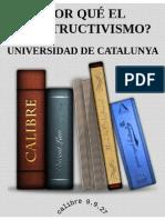 _por Que El Constructivismo_ - Universidad de Catalunya