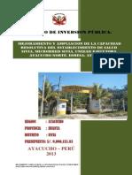 PIP Hospital de Sivia_2013_ Final