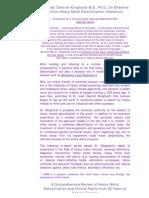 Detoxification & Healing Dietrich Klinghardt