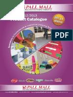 Pall Mall Catalogue 2013