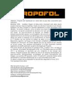 Propofol DP