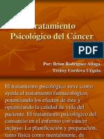 Tratamiento Psicológico del Cancer2
