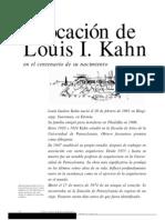 Evocacio Kahn