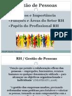 Aula 1 - Papéis e Funções de RH