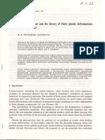 R.B. Pecherski, Arch. Mech., 40, 5-6, 807-818, 1988