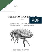 Insetos Do Brasil - Tomo04