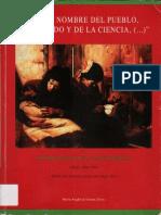 Illanes, María Angélica - (2010) - En el nombre del pueblo, del estado y de la ciencia. Historia social de la salud publica, Chile 1880 - 1973