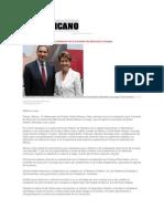 16-08-2013 El mexicano - Moreno Valle participa en la instalación de la Comisión de Salud de la Conago