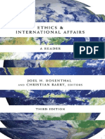 Edited by Joel H. Rosenthal and Christian Barry-Ethics
