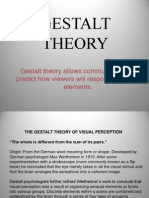 Gestalt theory research