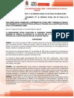 Ley Para La Proteccion de Los Derechos de Ninas Ninos y Adolescentes Del Estado de Tabasco