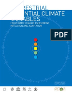 Fao-terrestrial Essential Climate Variables