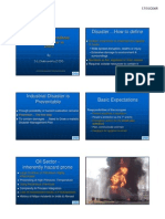 OISD_Disaster Prepardness in Oil Sector