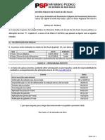 mpsp-02-2013-edital05 alteração data da prova