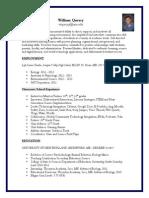bill resume for portfolio submission no color edited