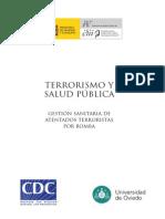 100609892 LIBRO Atentado Terror Bomba
