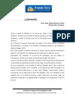 BAYARRES DELIO, M. Didáctica de la filosofía