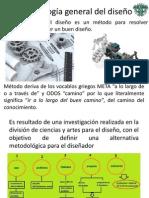 Metodología general del diseño
