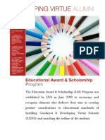 DVA EAS Program Brochure 20090710
