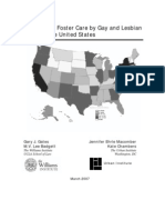 US Gay Adoption & Foster Care