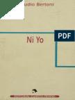 Bertoni, Claudio - Ni Yo [PDF]