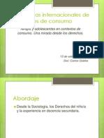 Jornadas Internacionales de Consumo (SIN FRAGEMNTOS)