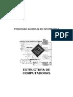 Manual de Estructura de Computadoras