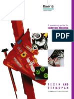 A Processing Guide for Injection Molding (Bayer)
