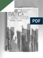 Quimica Analitica Cuantitaiva Vogel