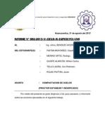 2° INFORME DE MECÁNICA DE SUELOS - COMPACTACION DE SUELOS