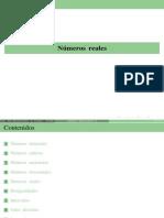 (65110994) ANALISIS I - NÚMEROS REALES