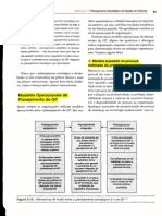 Modelos Operacionais de Planejamento de GP
