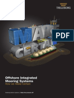 Trelleborg Offshore Integrated Mooring Brochure