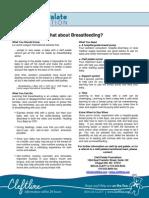 Breastfeeding5.09