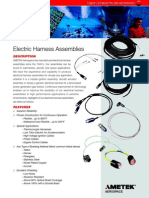 Electric Harness Assemblies