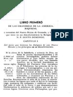A. Zamora - Historia de La Provincia de San Antonio Del Nvo. Reino Libro I