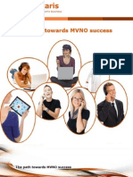 MVNO Whitepaper the Path Towards MVNO Success