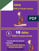10 Datos Tdah Fracaso Escolar