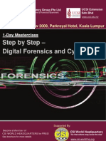 Step by Step - Digital Forensics and Cyber Crime