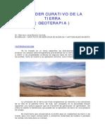4poder Curativo de La Tierra Geoterapia