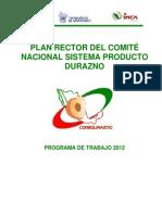 Produccion Del Durasno