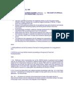 Urquiaga vs CA- Predecessor in Interest and Reversion Proceeding