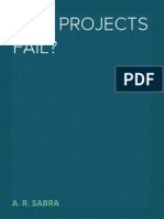 WHY PROJECTS FAIL?