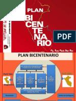 5.1 DIAPOSITIVAS PLAN BICENTENARIO - RESUMEN EDUCACIÓN